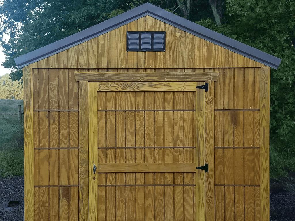 Better Built Sheds Back Yard Storage Sheds