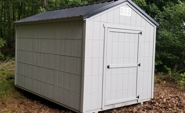 Budget Ranch Shed